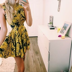 H&M Dress Size 2 Fit And Flare